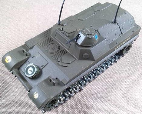 AMX-VTT, Ejército francés, escala 1/50, Solido