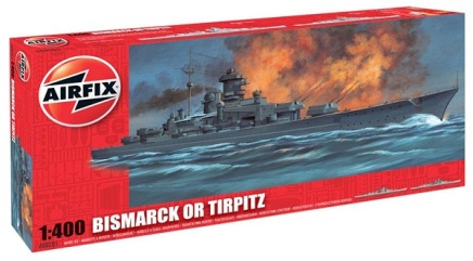 bismarck airfix