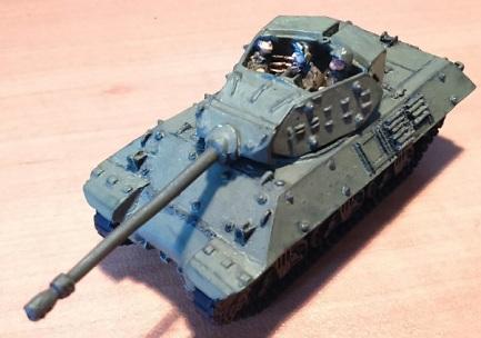 versión británica Achilles, con cañçon anticarro QF 17 pdr