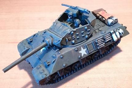 M-10 de Battlefront, escala 1/100