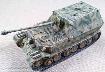 Panzerjäger Elefant, sPzJgAbt 653, escala 1/72, Dragon Armor