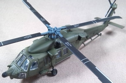MH-60K Black Hawk, US Army, 160th SOAR, 1/100, Italeri