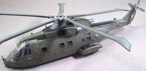 Merlin HC.3, Royal Air Force, 1/100, Italeri