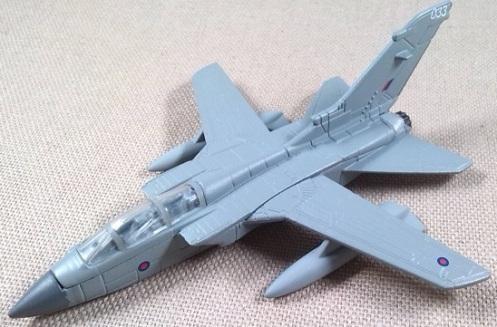 Tornado GR.4 de la RAF, escala 1/160, Corgi