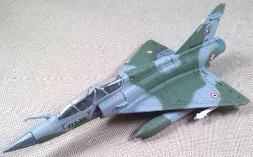 Dassault Mirage 2000D, Armée de l'Air, escala 1/100, Italeri