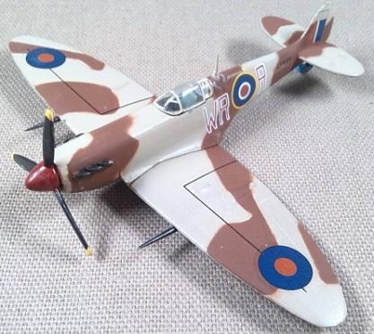 Spitfire Mk.V, 1/100, Italeri