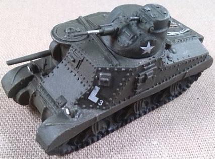 M-3 Lee, US Army, escala 1/87, Andrea Miniatures