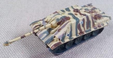 Jagdpanther, escala 1/144, 21st Century Toys