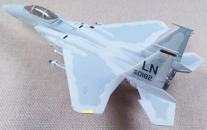 F-15 Eagle, USAF, escala 1/144, Dragon