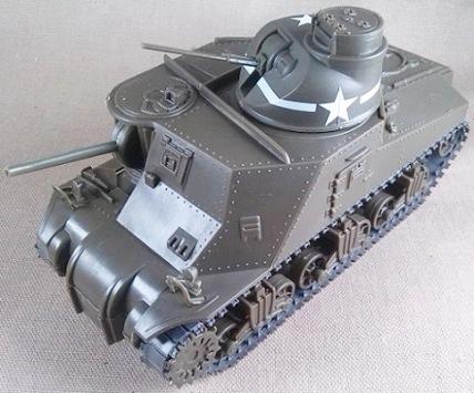 M-3 Medium Tank del US Army, escala 1/32, NewRay