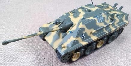 Jagdpanther a escala 1/72, IXO-Altaya