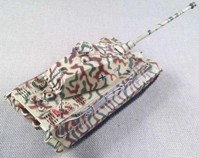 PzKpfw.VI B Tiger II, Normandía, 1944, escala 1/72, IXO-Altaya