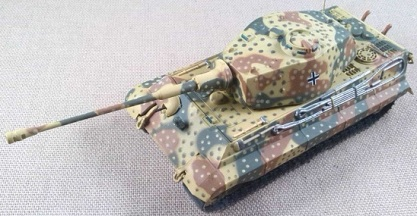 Tiger II a escala 1/72