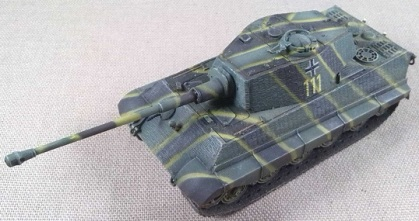 Pz.Kpfw.VI Ausf. B del 1/sPzAbt. 101, Francia, 1944, Dragon Armor
