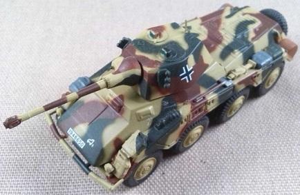 Puma de la 2.Pz.Div., Normandía, 1944, escala 1/72, IXO-Altaya