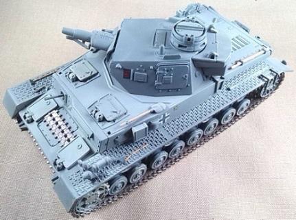Pz.Kpfw.IV Ausf. D, blitzkrieg, 1940, escala 1/32, 21st Century Toys