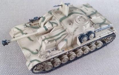 StuG IV de la Wehrmacht, escala 1/72, Easy Model