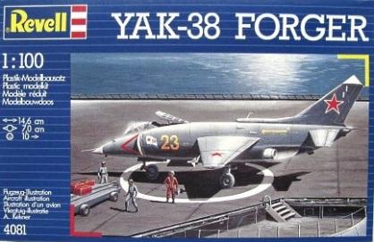 yak 38 revell