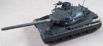 AMX-30, Armée de Terre, Francia, escala 1/72, IXO-Altaya