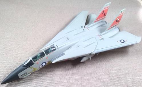 F-14A, US Navy, 1/100, Italeri