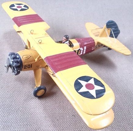 PT-17, US Navy, 1/48, Lledo