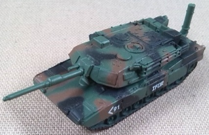 M1A1, US Army, IFOR, escala 1/144, Trumpeter