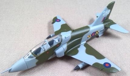 BAe Hawk, 63rd Sqn RAF, escala 1/100, Model Power
