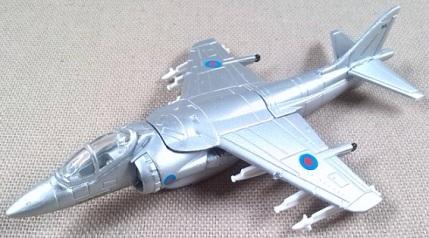 Harrier II de la RAF, escala 1/144, Model Power