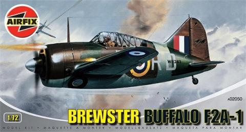 Buffalo 172 Airfix