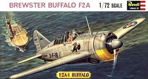 Buffalo 172 Revell