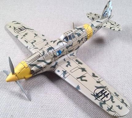 MC.202, Regia Aeronautica, escala 1/72, IXO-Altaya