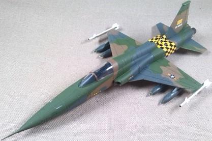 F-5A, Fuerzas Aéreas de Vietnam del Sur, años 70, escala 1/72, IXO-Altaya