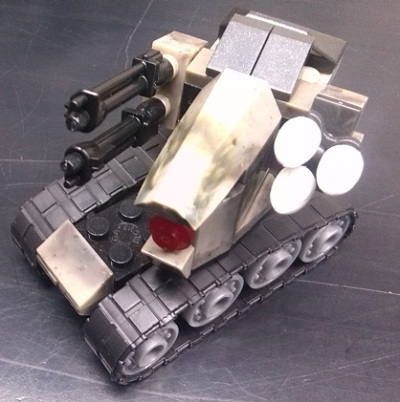 "Robot de combate del set ""Drone Attack"""