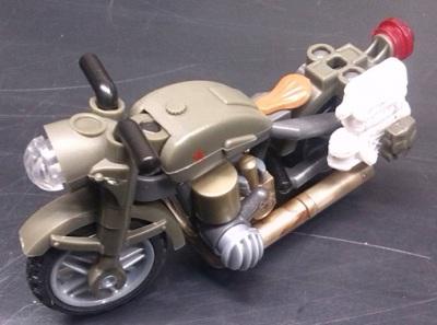 """Motocicleta del set """"Motorbike breakout"""""""
