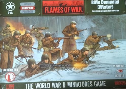 caja US winter de Battlefront