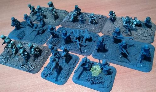 paracas open fire battlefront