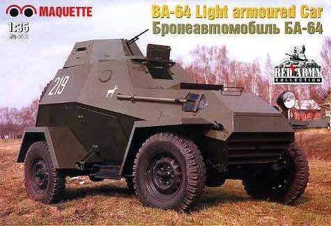 ba64 135 maquette
