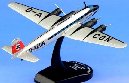 Fw 200 model power