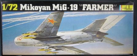 Mig-19 heller