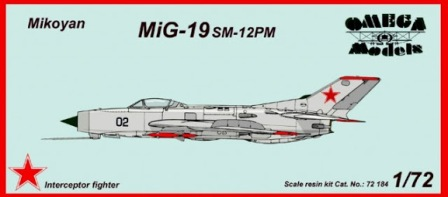 MiG-19 omega