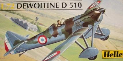 dewoitine 510