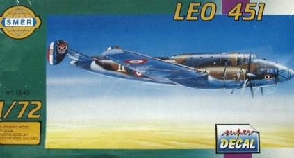 Leo451 smer