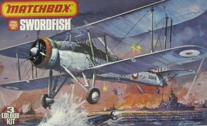swordfish matchbox