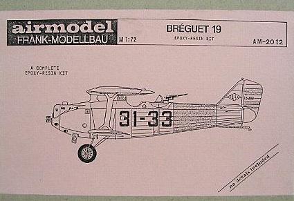 bre 19 airmodel