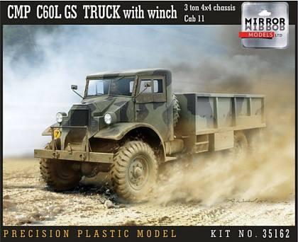 Resultado de imagen de cmp C60 truck model kit