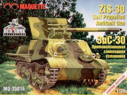Resultado de imagen de zis-30 model kit