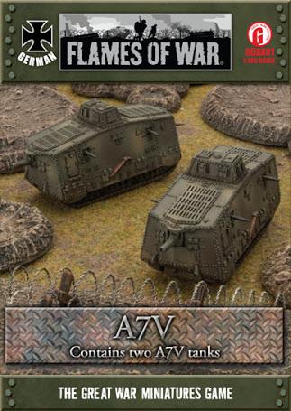 A7V Battlefront