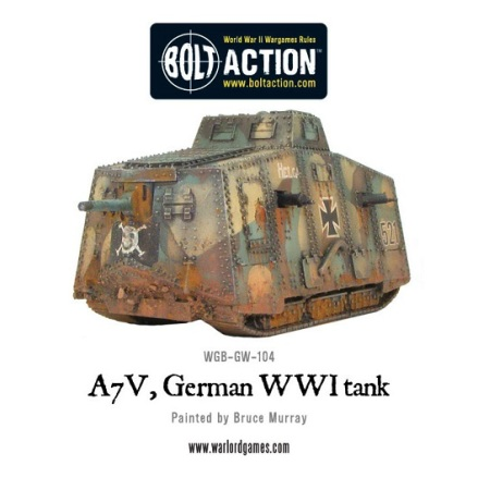 A7V Warlord