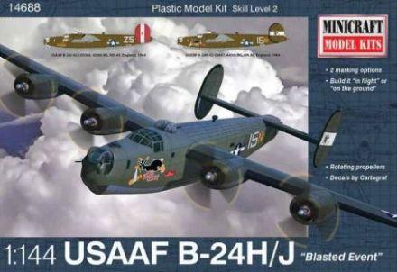 b-24 minicraft