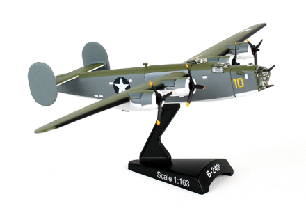 B-24 model power